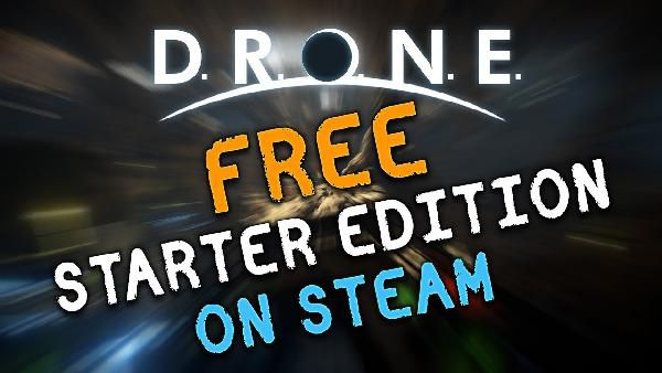 Steam: DRONE The Game   Starter Edition kostenlos spielen