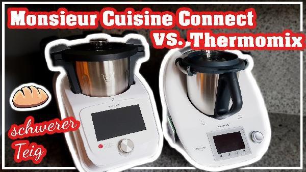 🔥 Monsieur Cuisine Connect Küchenmaschine für 399€