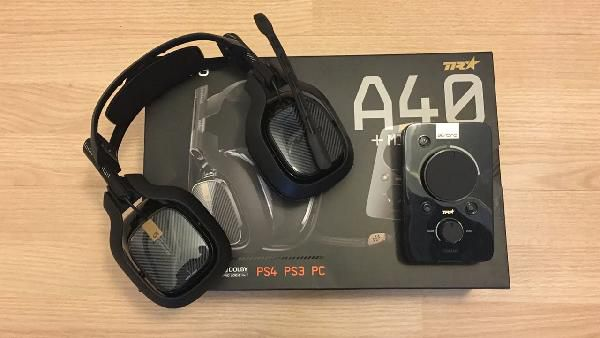 Astro A40 TR Gaming Headset inkl. MixAmp Pro für 177€ (statt 223€)