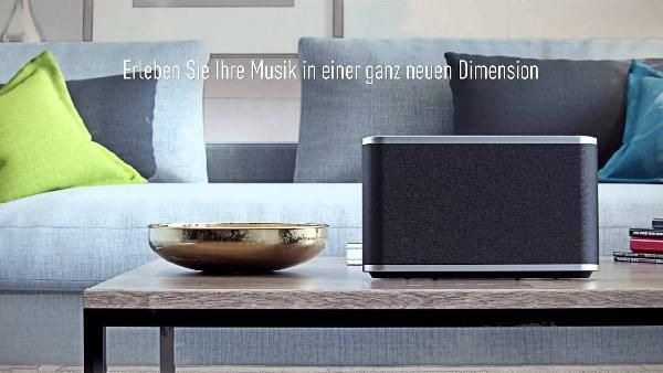 Panasonic SC ALL6EG W Wireless Speaker WiFi Multiroom statt 259€ für 199€