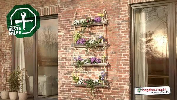 Video Hagebaumarkt Do It Yourselfie Hangende Garten Videoquelle YouTube