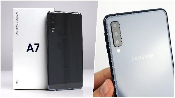 wholesale outlet well known fashion style Samsung Galaxy A7 (2018) + 120€ adidas.de Gutschein für 4,95 ...