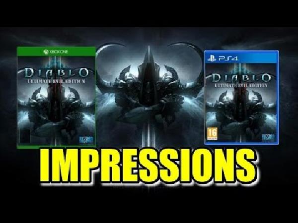 Diablo III: Reaper of Souls   Ultimate Edition für XBOX One ab 19€ (statt 26€)