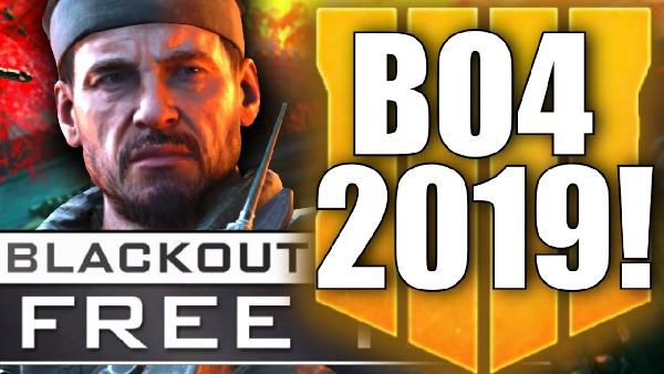 Kostenlos: Call Of Duty Black Ops 4 Blackout   ab 19 Uhr!