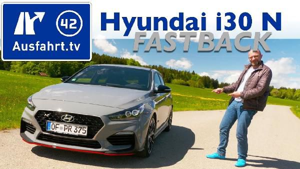 Privat: Hyundai i30 N Performance Fastback 275PS ab 324€ mtl   LF 0,86 (Gewerbe 240€ netto)