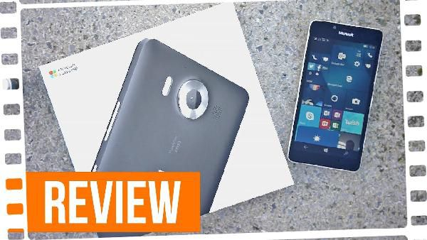 Microsoft Lumia 950 Windows 10 Phone Für 260 Statt 286
