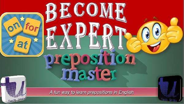 Preposition Master Pro   Learn English (Android)   GRATIS (statt 8,49€)
