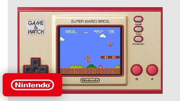 Nintendo Game & Watch Super Mario Bros. für 47,58€ (statt 58€)