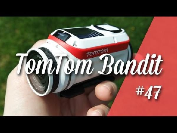TomTom Bandit Adventure Pack   4K Action Cam für 155€ (statt 221€)