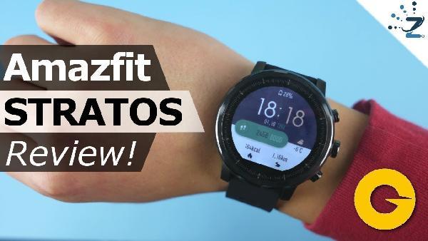 Xiaomi Amazfit Stratos Smartwatch F 252 R 132 Statt 169