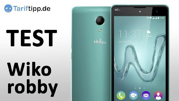 WIKO Robby   5,5 Zoll Android 6 Smartphone für 79€