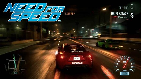Need for Speed 2015 für PlayStation 4 oder XBox one je nur 25€
