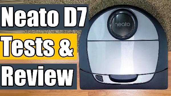 NEATO Botvac Connected D7 Staubsaugroboter für 349,99