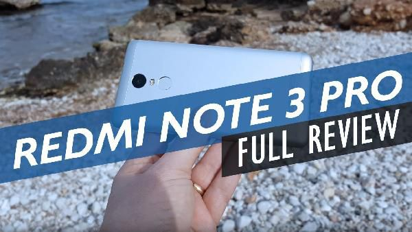 Xiaomi Redmi Note 3 Pro   5,5 Zoll Full HD 32GB in Gold für 153,96€