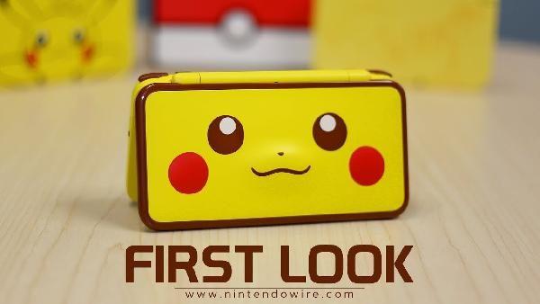 New Nintendo 2ds Xl Pikachu Edition Für 111 Statt 135