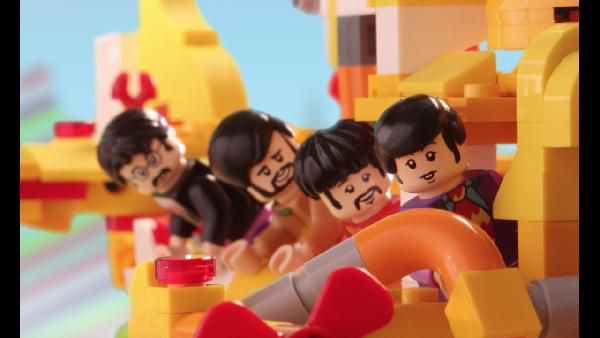 LEGO Ideas   Yellow Submarine (21306) für 48,94€ (statt 55€)