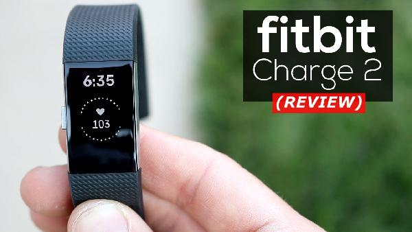 Fitbit Charge 2 Activity Tracker  für 99€ (statt 120€)