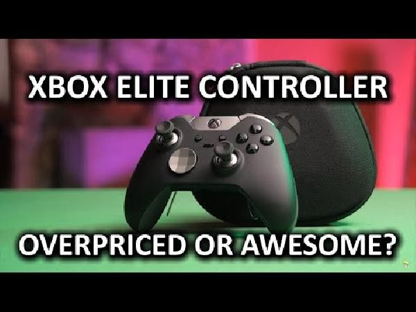 Xbox One Elite Wireless Controller ab 94€ (statt 149€)