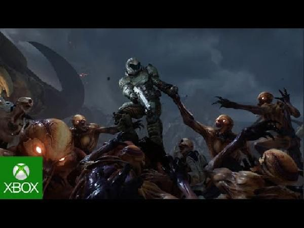 PS 4 Game: Doom   100% uncut ab 19€