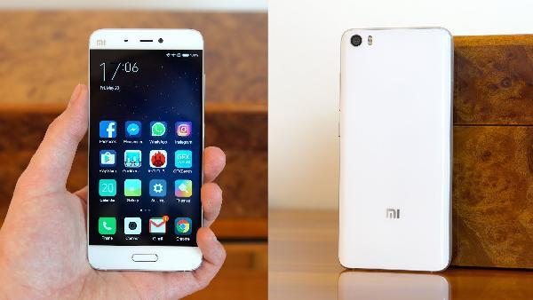 Xiaomi Mi5 515 Zoll Smartphone Mit 64GB Fur 17799EUR