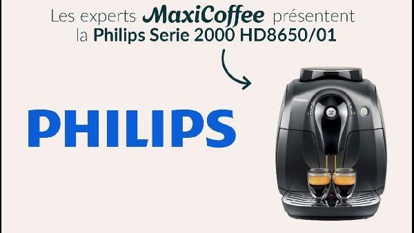 Philips HD865131 Kaffeevollautomat mit Keramik Mahlwerk für