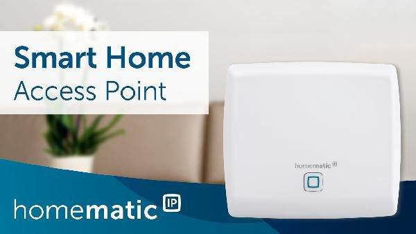 HomeMatic IP Access Point für 35,90€ (statt 45€)
