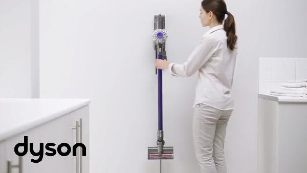 Dyson DC60 kabelloser Staubsauger + Home Cleaning Kit für 288€