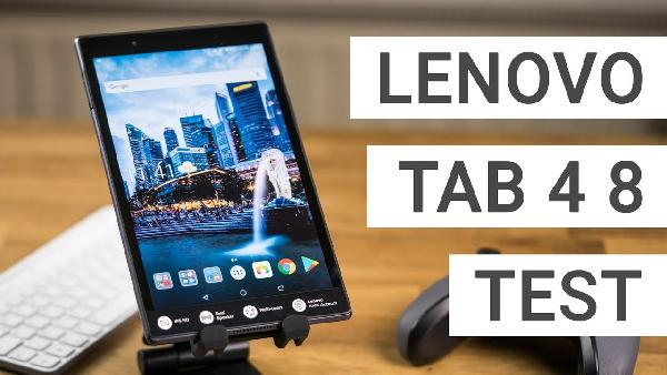 Lenovo Tab4 8 TB 8504X mit 8 HD Display, Quad Core, 2GB RAM, 16GB Flash, LTE, Android 7.1 für 139€ (statt 189€)