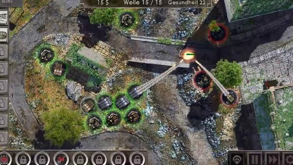 Android: Defense Zone 3 Ultra HD gratis (statt 2,69€)