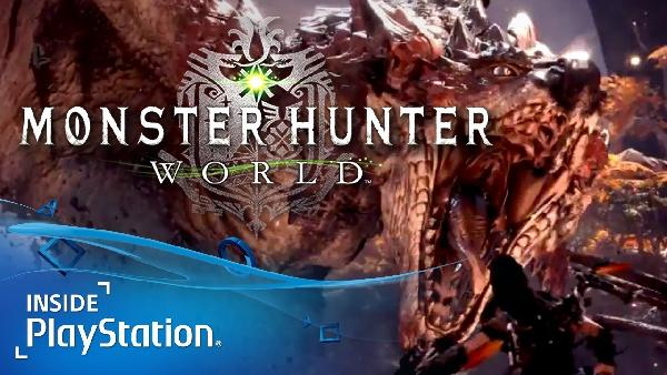 Monster Hunter: World (PS4) für 34,99€ (statt 48€)