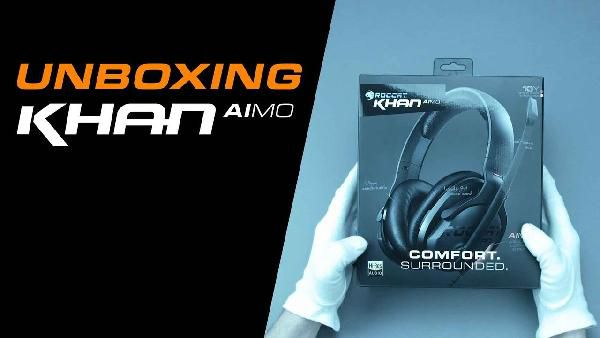 Roccat Khan Aimo 7.1 Surround USB Gaming Headset für 88€ (statt 119€)